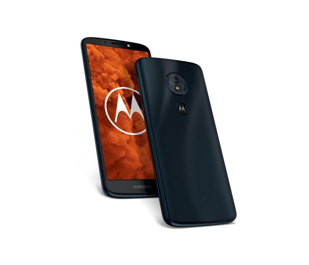 Motorola Moto G6 Play 3/32GB Dual SIM granatowy + etui - 410730 - zdjęcie 7
