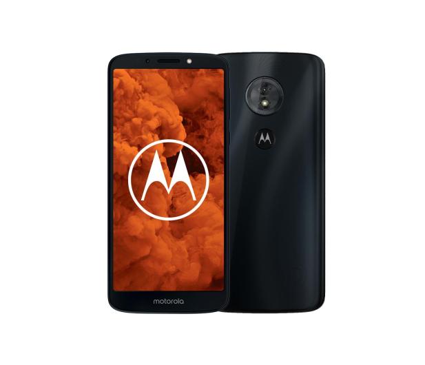 Motorola Moto G6 Play 3/32GB Dual SIM granatowy + etui - 410730 - zdjęcie