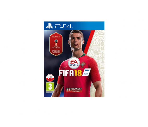 EA Sports Fifa 18 Standard Edition - 376082 - zdjęcie