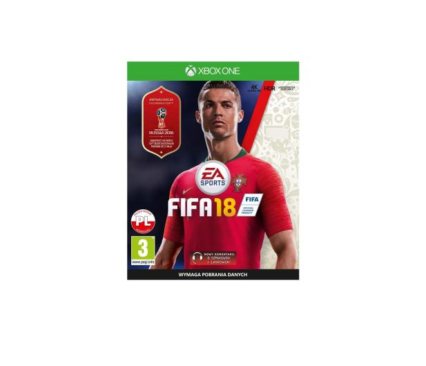 EA Fifa 18 Standard Edition - 376084 - zdjęcie