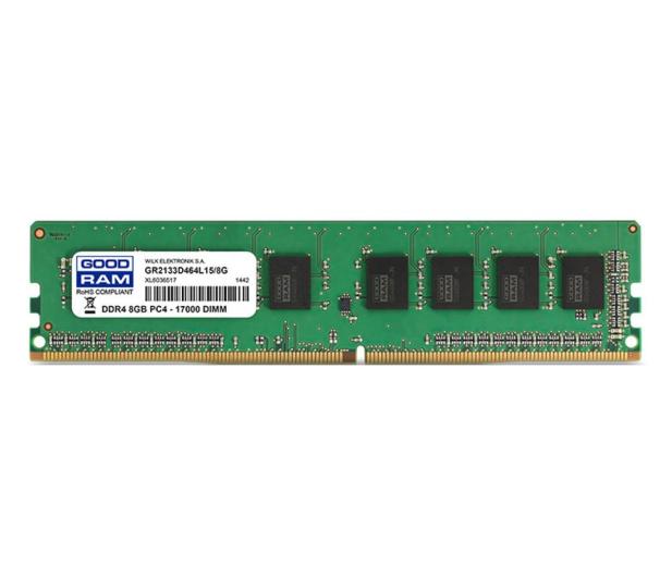 GOODRAM 8GB 2133MHz CL15 - 300889 - zdjęcie