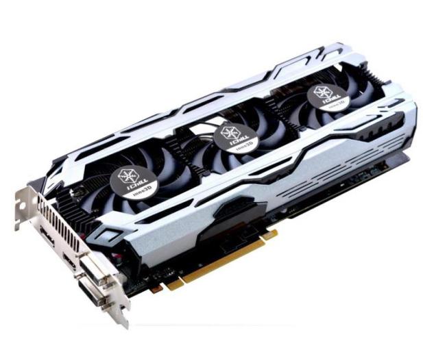 Inno3D GeForce GTX 1060 IChill X3 V2 6GB GDDR5 - 392373 - zdjęcie 2