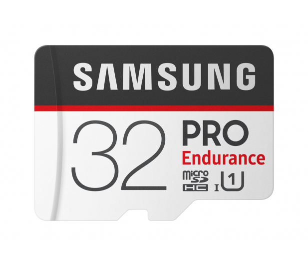 Samsung 32GB microSDHC PRO Endurance UHS-I 100MB/s - 429920 - zdjęcie