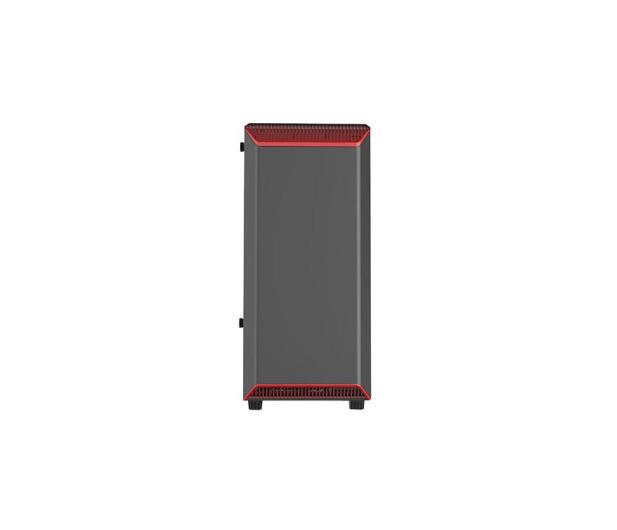 Phanteks Eclipse P300 Tempered Glass czerwony/czarny - 428337 - zdjęcie 4