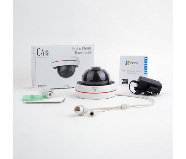EZVIZ C4S FullHD LED IR (dzień/noc) IP66 IK10 - 406845 - zdjęcie 5