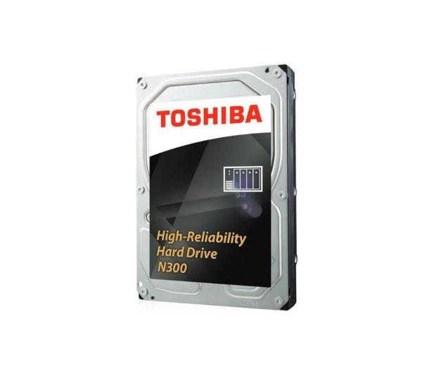 Toshiba 10TB 7200obr. 256MB N300 NAS - 424286 - zdjęcie