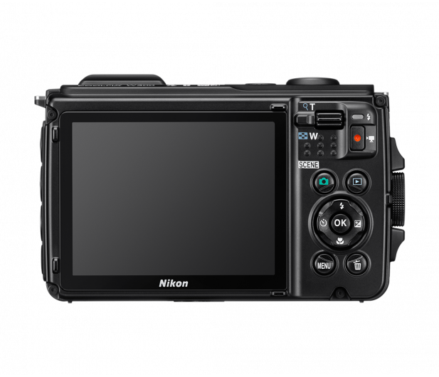 Nikon Coolpix W300 pomarańczowy Holiday Kit  - 427220 - zdjęcie 3