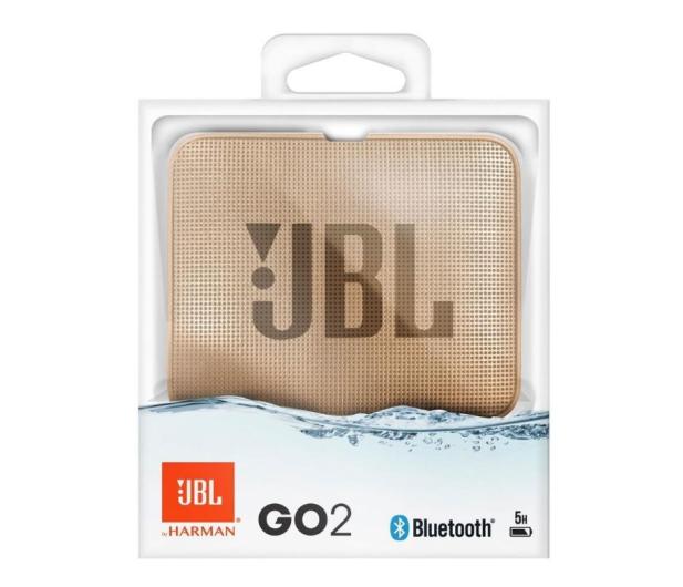 JBL GO 2 Szampański - 427912 - zdjęcie 4