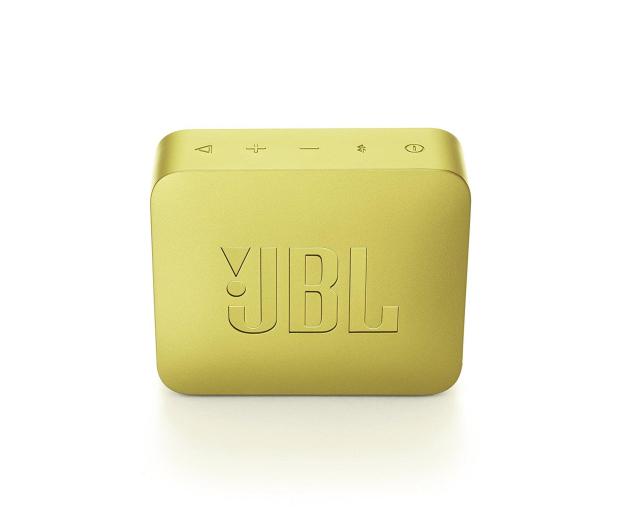 JBL GO 2 Żółty - 427975 - zdjęcie 3
