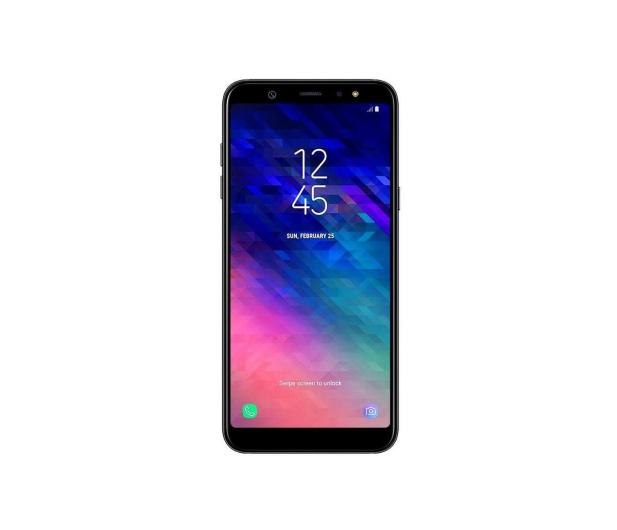 Samsung Galaxy A6+ A605F 2018 Dual SIM Black - 423914 - zdjęcie 2