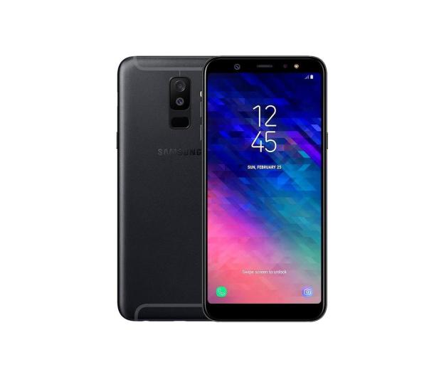 Samsung Galaxy A6+ A605F 2018 Dual SIM Black - 423914 - zdjęcie