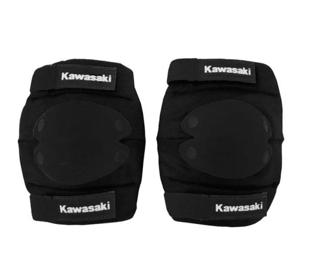 Kawasaki Ochraniacze łokcie kolana M - 392730 - zdjęcie