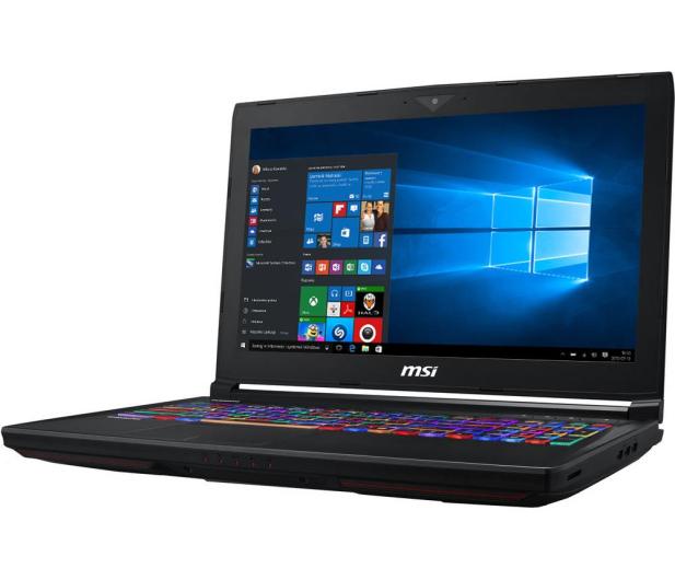MSI GT63 i7-8750H/16GB/1TB+256/Win10 GTX1070 120Hz - 429980 - zdjęcie 2