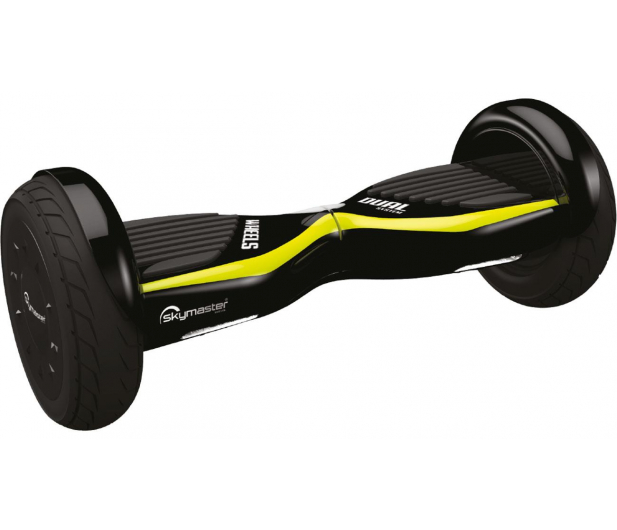 """Skymaster Smart Dual 11"""" czarno-żółta  - 428658 - zdjęcie 2"""