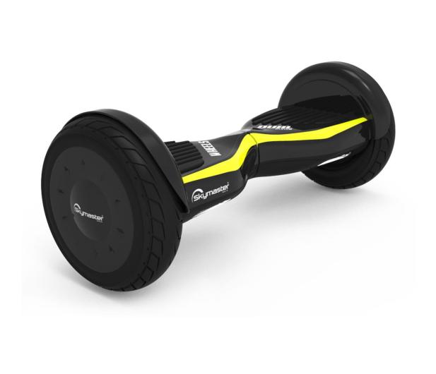 """Skymaster Smart Dual 11"""" czarno-żółta  - 428658 - zdjęcie"""