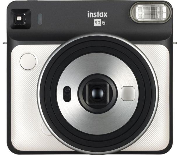 Fujifilm Instax SQ 6 czarno-biały  - 430989 - zdjęcie