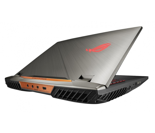 ASUS ROG Strix G703GI i7-8750H/32GB/2x256PCIe+1T/Win10P - 430489 - zdjęcie 9