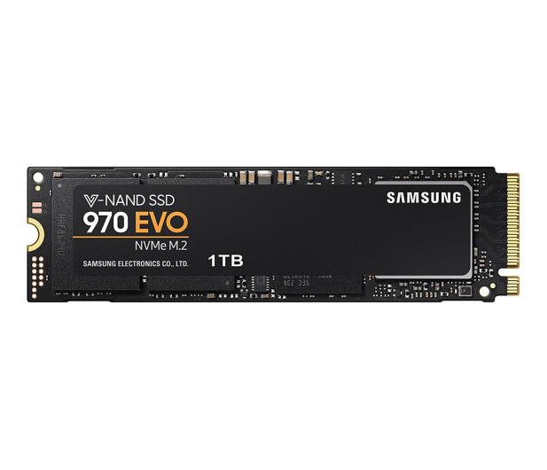 Samsung 1TB M.2 PCIe NVMe 970 EVO - 431147 - zdjęcie