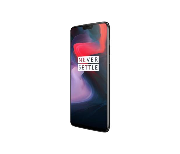 OnePlus 6 6/64GB Dual SIM Mirror Black - 431099 - zdjęcie 4