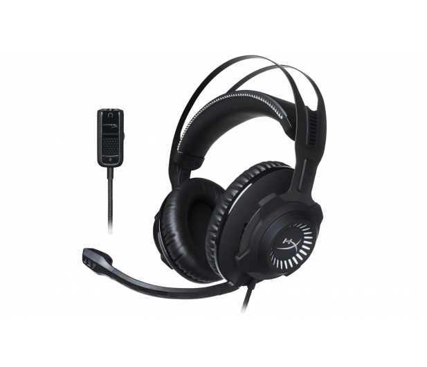 HyperX Cloud Revolver Headset (stalowoszare)  - 425005 - zdjęcie