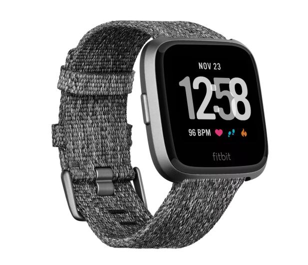 Fitbit Versa Czarny Special Edition  - 429975 - zdjęcie