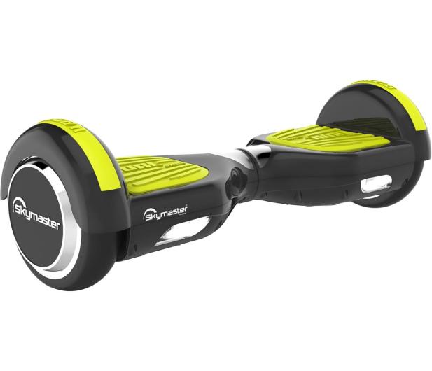 """Skymaster Smart Dual 6"""" czarno-żółty + Głośnik + Aplikacja - 428664 - zdjęcie 2"""