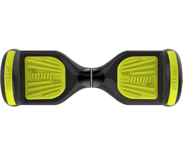 """Skymaster Smart Dual 6"""" czarno-żółty + Głośnik + Aplikacja - 428664 - zdjęcie 3"""