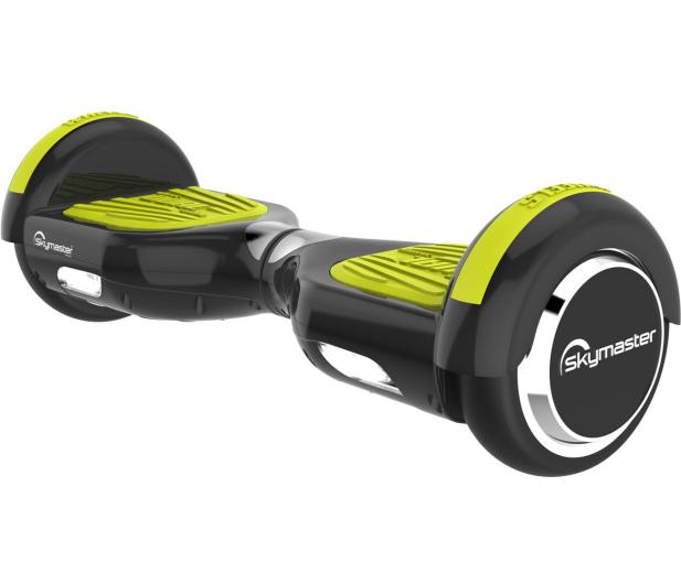 """Skymaster Smart Dual 6"""" czarno-żółty + Głośnik + Aplikacja - 428664 - zdjęcie"""