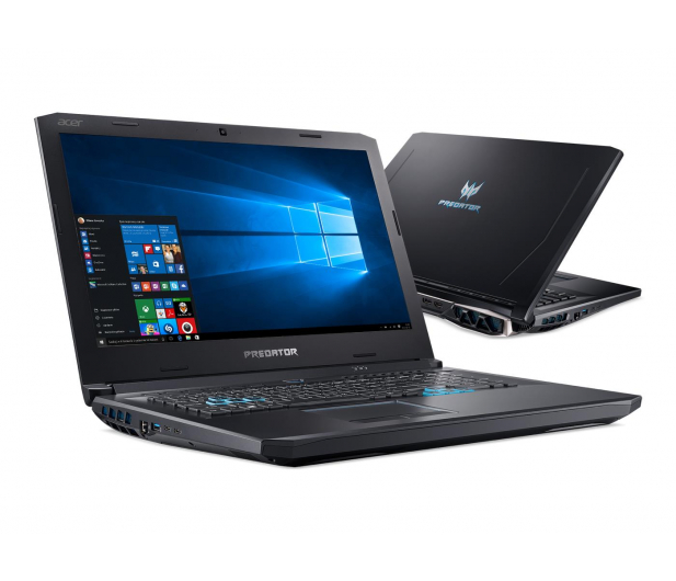 Acer Helios 500 i9-8950/16GB/480+1000/Win10 GTX1070  - 431427 - zdjęcie