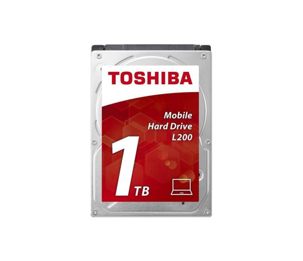 Toshiba L200 1TB 5400obr. 128MB OEM - 430678 - zdjęcie