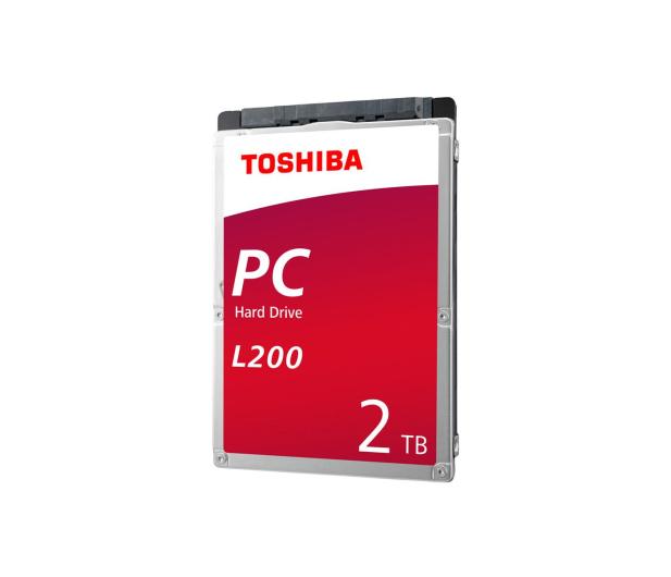 Toshiba L200 Mobile 2TB 5400obr. 128MB  - 430680 - zdjęcie