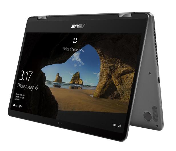 ASUS ZenBook Flip UX461 i5-8250U/8GB/256GB/Win10 Grey - 430993 - zdjęcie 3