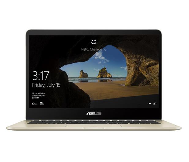 ASUS ZenBook Flip UX461 i5-8250U/8GB/256GB/Win10 złoty - 430994 - zdjęcie 2