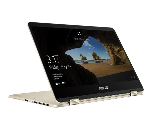 ASUS ZenBook Flip UX461 i5-8250U/8GB/256GB/Win10 złoty - 430994 - zdjęcie 5