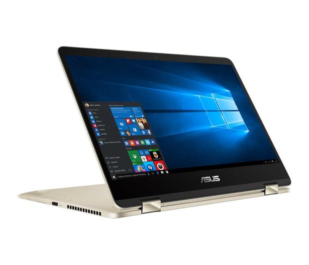 ASUS ZenBook Flip UX461 i5-8250U/8GB/256GB/Win10 złoty - 430994 - zdjęcie