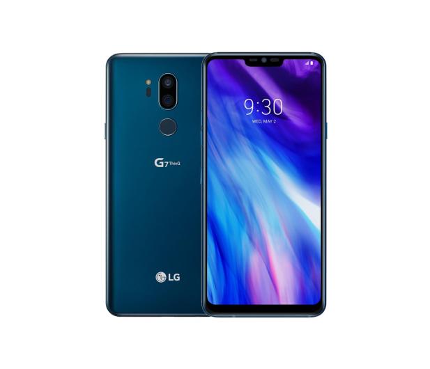 LG G7 ThinQ niebieski - 431746 - zdjęcie