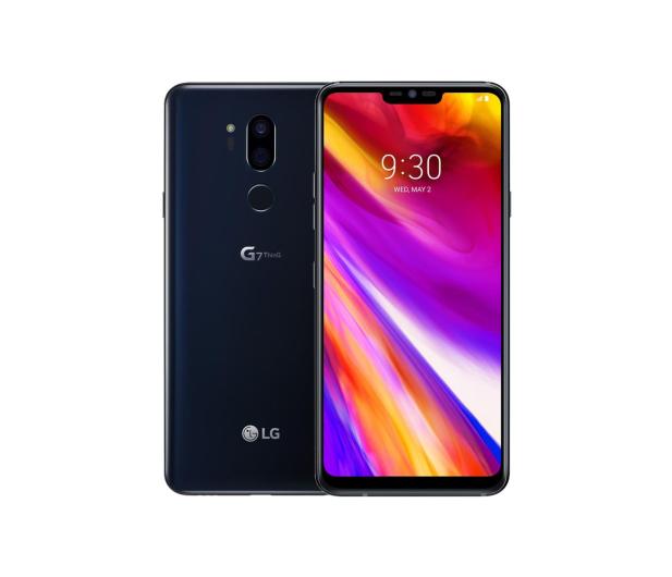 LG G7 ThinQ czarny  - 466856 - zdjęcie