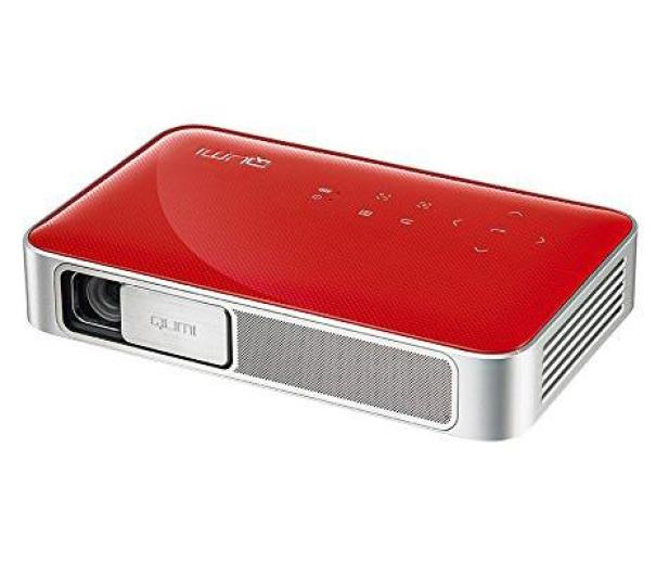 Vivitek QUMI Q38 czerwony - 430128 - zdjęcie 2