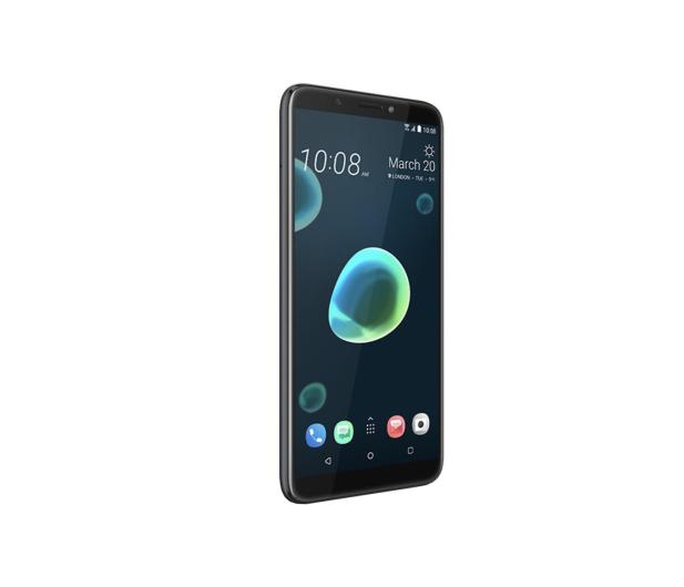 HTC Desire 12+ 3/32GB Dual SIM czarny  - 431267 - zdjęcie 4