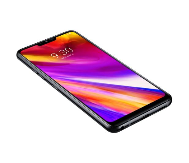 LG G7 ThinQ czarny  - 466856 - zdjęcie 8