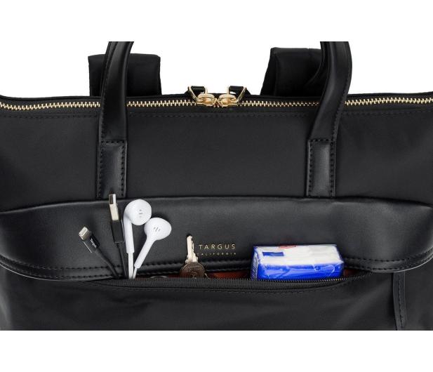"""Targus Newport Convertible Tote Backpack 15"""" Black - 431804 - zdjęcie 9"""