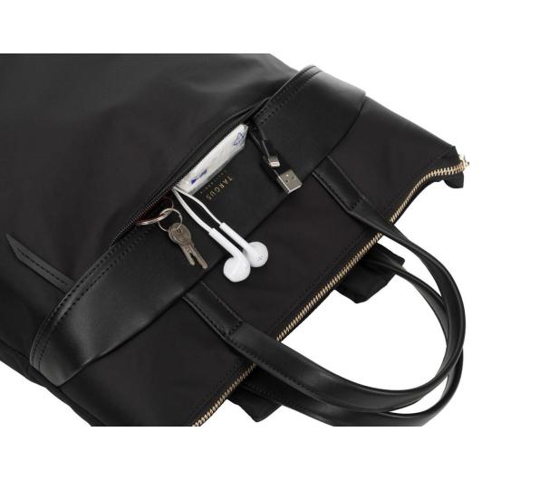 """Targus Newport Convertible Tote Backpack 15"""" Black - 431804 - zdjęcie 8"""