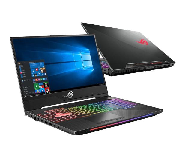 ASUS ROG Strix GL504GM i7-8750H/16GB/1TB/Win10X - 461746 - zdjęcie