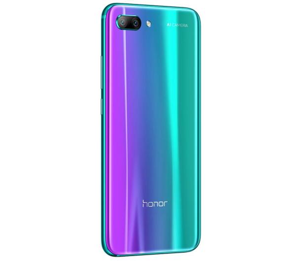 Honor 10 LTE Dual SIM 128 GB zielony - 432128 - zdjęcie 6