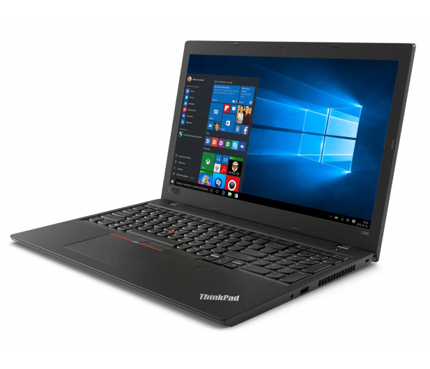 Lenovo ThinkPad L580 i7-8550U/16GB/256/Win10Pro  - 503193 - zdjęcie 2