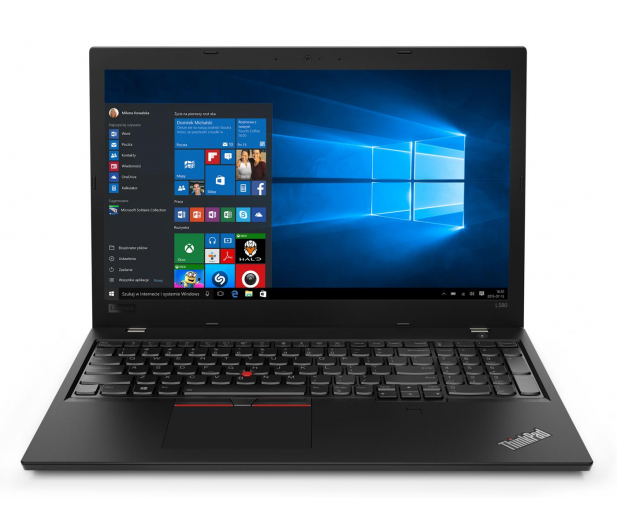 Lenovo ThinkPad L580 i5-8250U/8GB/256/Win10P FHD  - 428102 - zdjęcie 3