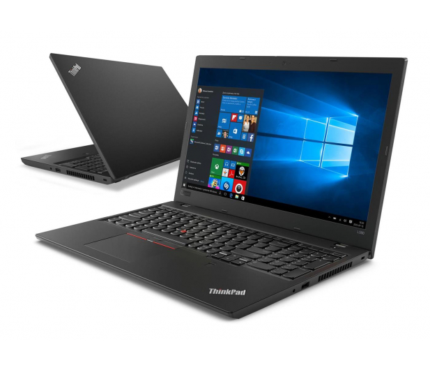 Lenovo ThinkPad L580 i7-8550U/16GB/256/Win10Pro  - 503193 - zdjęcie