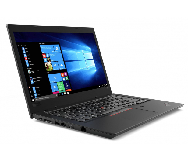 Lenovo ThinkPad L480 i7-8550U/16GB/256/Win10Pro  - 502557 - zdjęcie 2