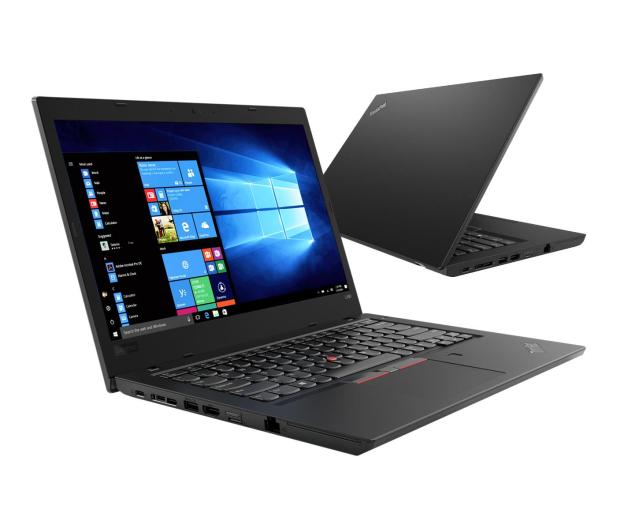 Lenovo ThinkPad L480 i7-8550U/16GB/256/Win10Pro  - 502557 - zdjęcie