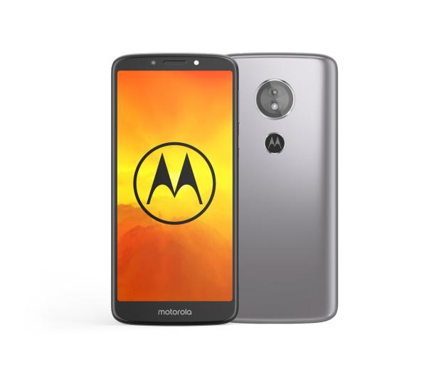 Motorola Moto E5 2/16GB Dual SIM 4000mAh szary - 428845 - zdjęcie